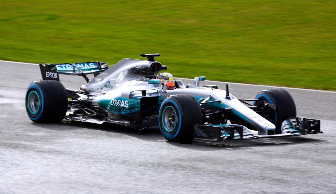 Official: 2017 Mercedes-AMG F1 W08 EQ Power+