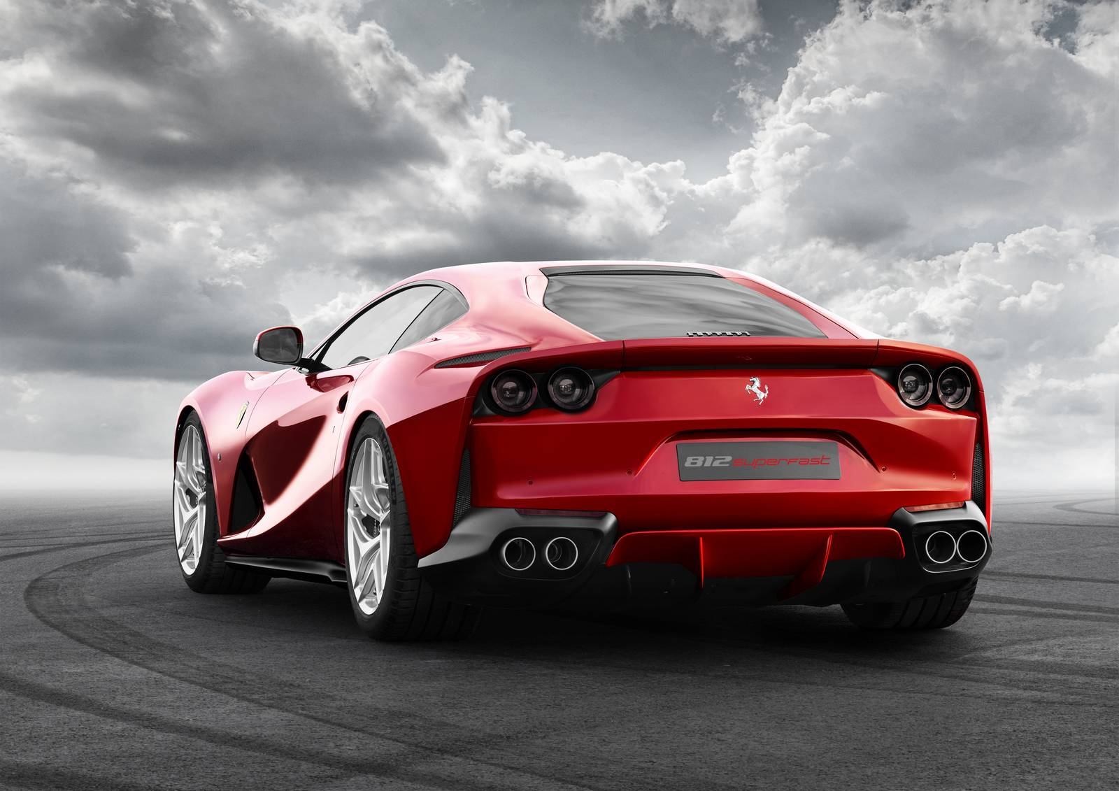 2017 Ferrari 458 Price >> Official: 2018 Ferrari 812 Superfast - GTspirit