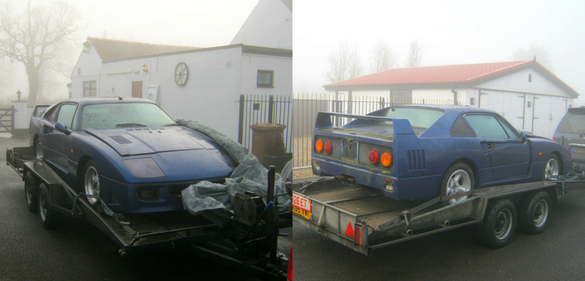 This Ferrari F40 Replica Should Stay Forgotten…