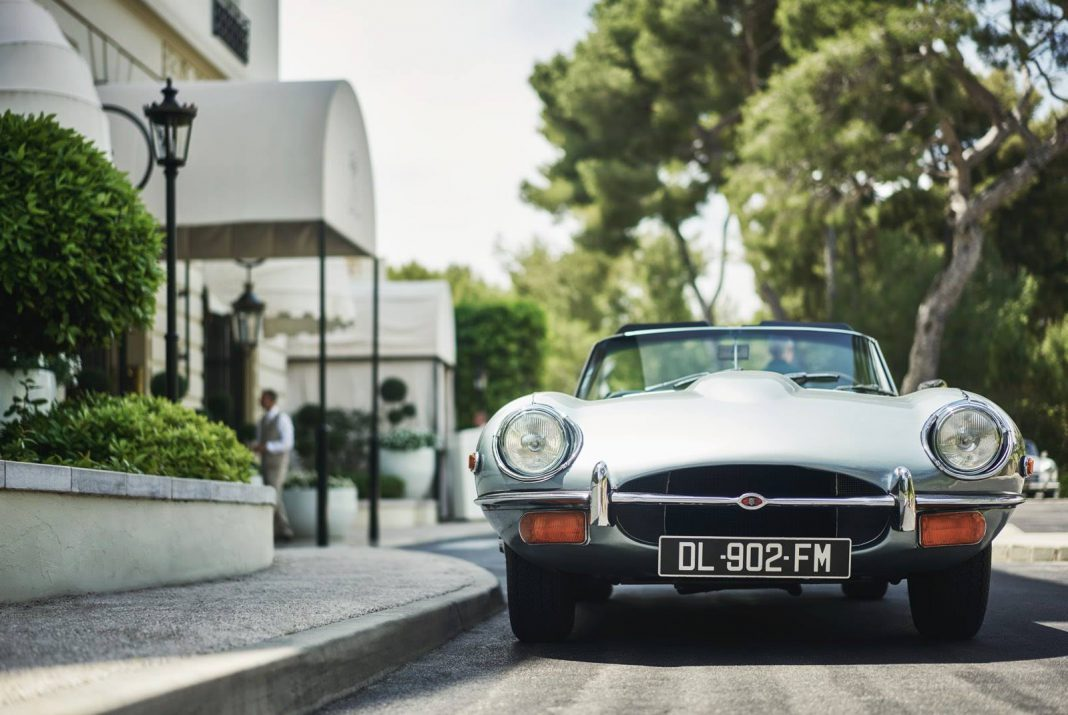 Four Seasons Launches En Route to La Dolce Vita Classic Car Experience