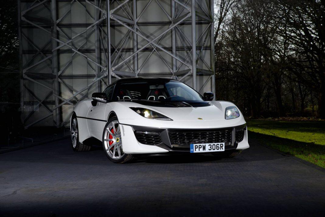 Official: 1 of 1 Lotus Evora Sport 410 – Tribute to Esprit S1