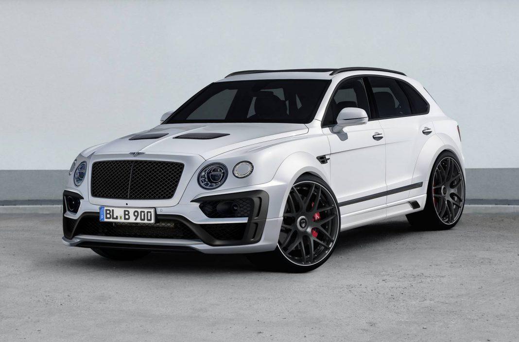 Official: Lumma Design Bentley Bentayga