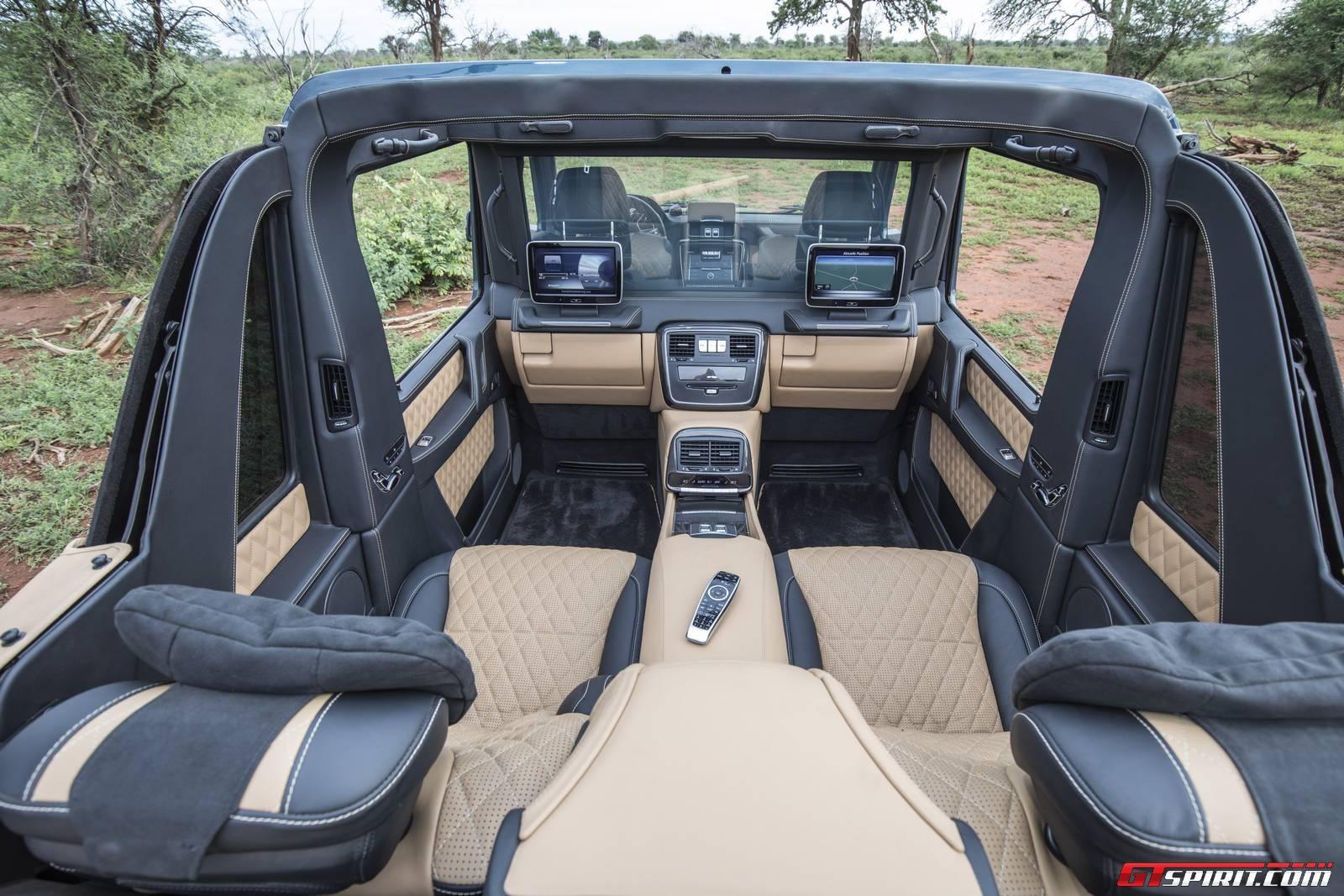 First impression mercedes maybach g650 landaulet gtspirit for Mercedes benz g600