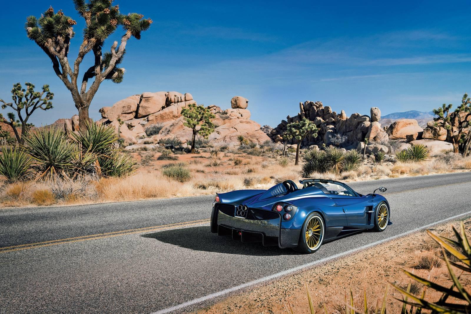 DS pagani huayra roadster : Official: Pagani Huayra Roadster, 100 Units all Sold Out - GTspirit