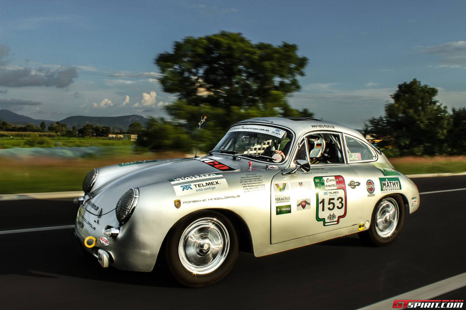Column: The Motorsport Success of the Porsche 356