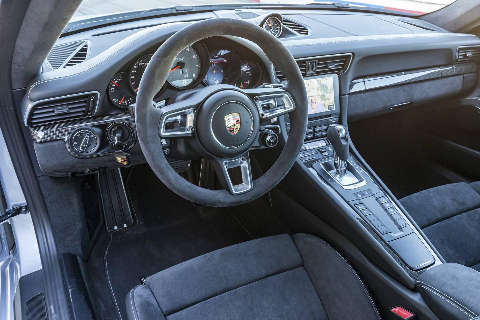 Model 2017 Porsche 911 Carrera 4 GTS Review  GTspirit