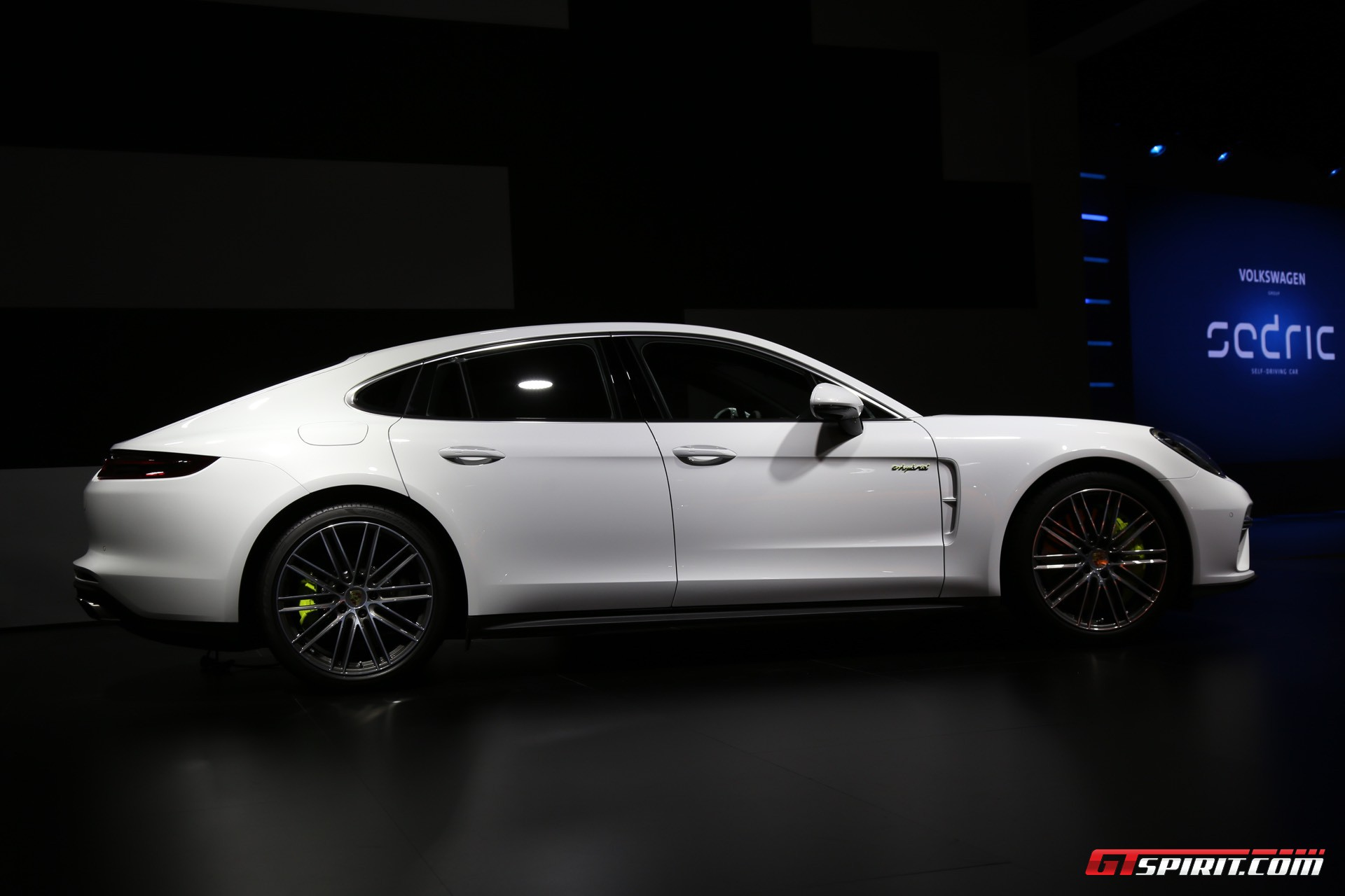 Porsche Panamera Turbo S E Hybrid At Geneva 2017