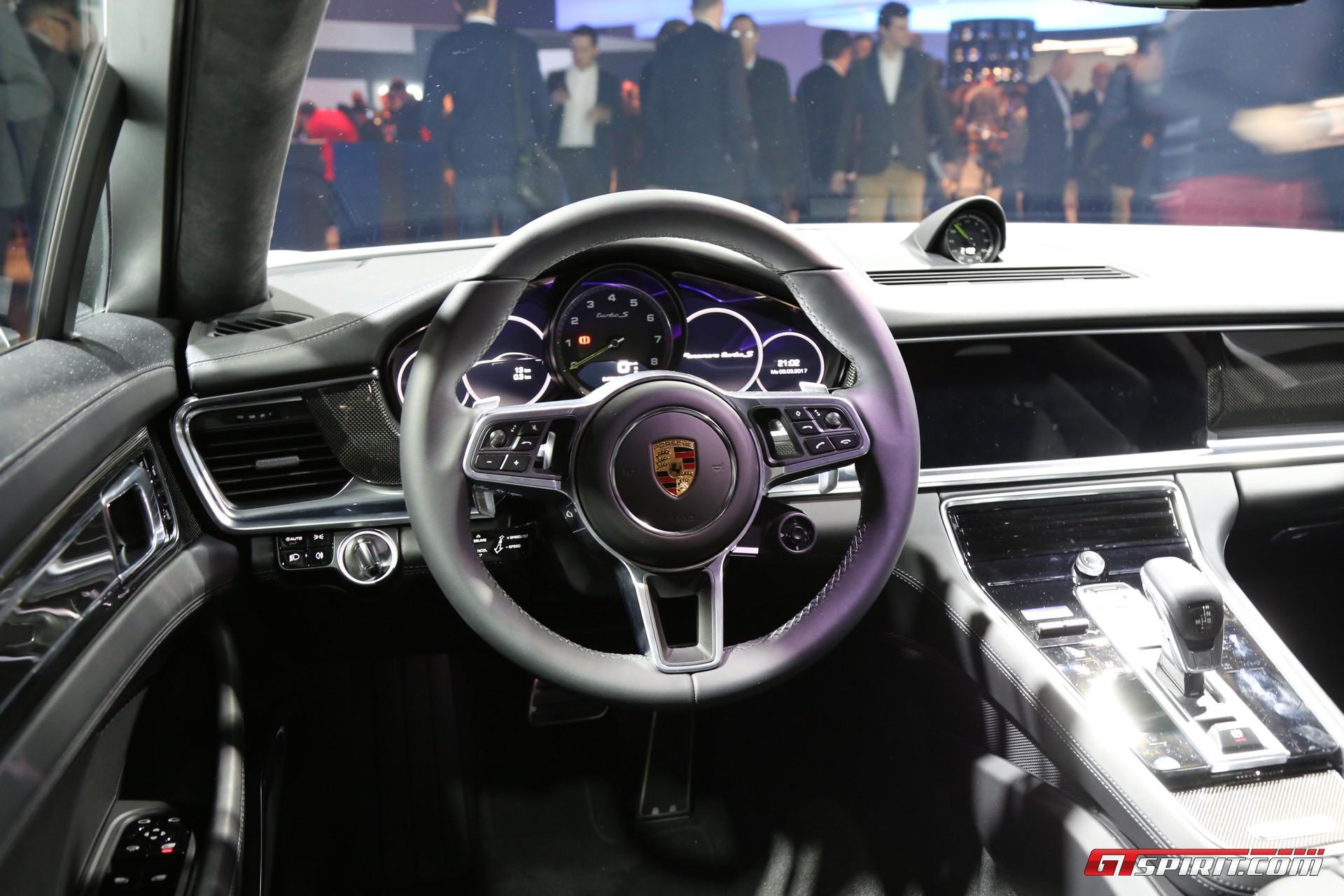 Porsche Panamera Turbo S E-Hybrid at Geneva 2017