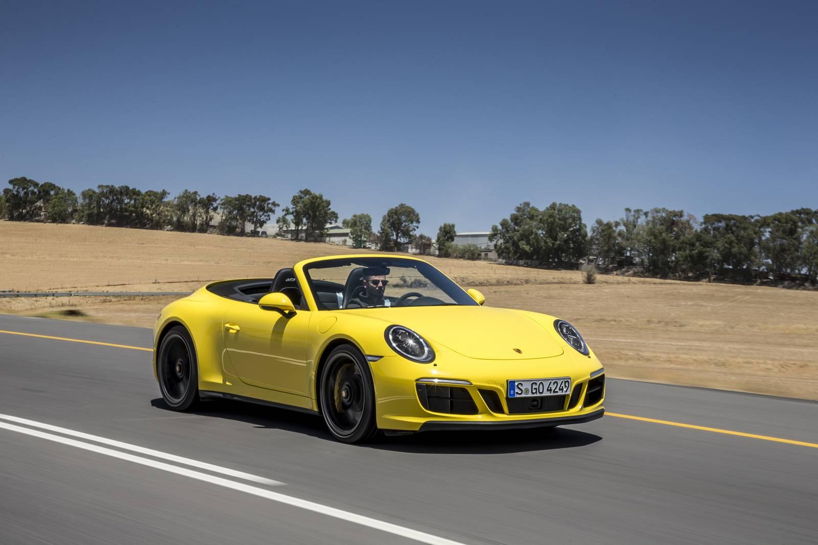 2017 Porsche 911 Carrera 4 Gts Review Gtspirit