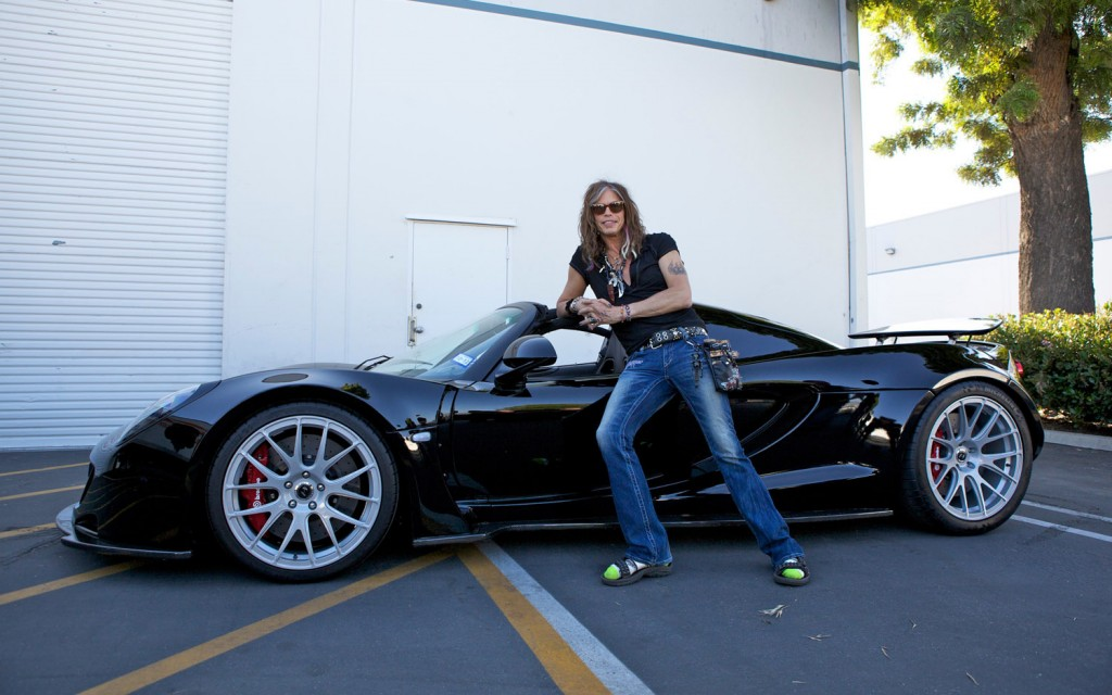 Venom Gt Price >> Steven Tyler S Hennessey Venom Gt Spyder Auctioned For