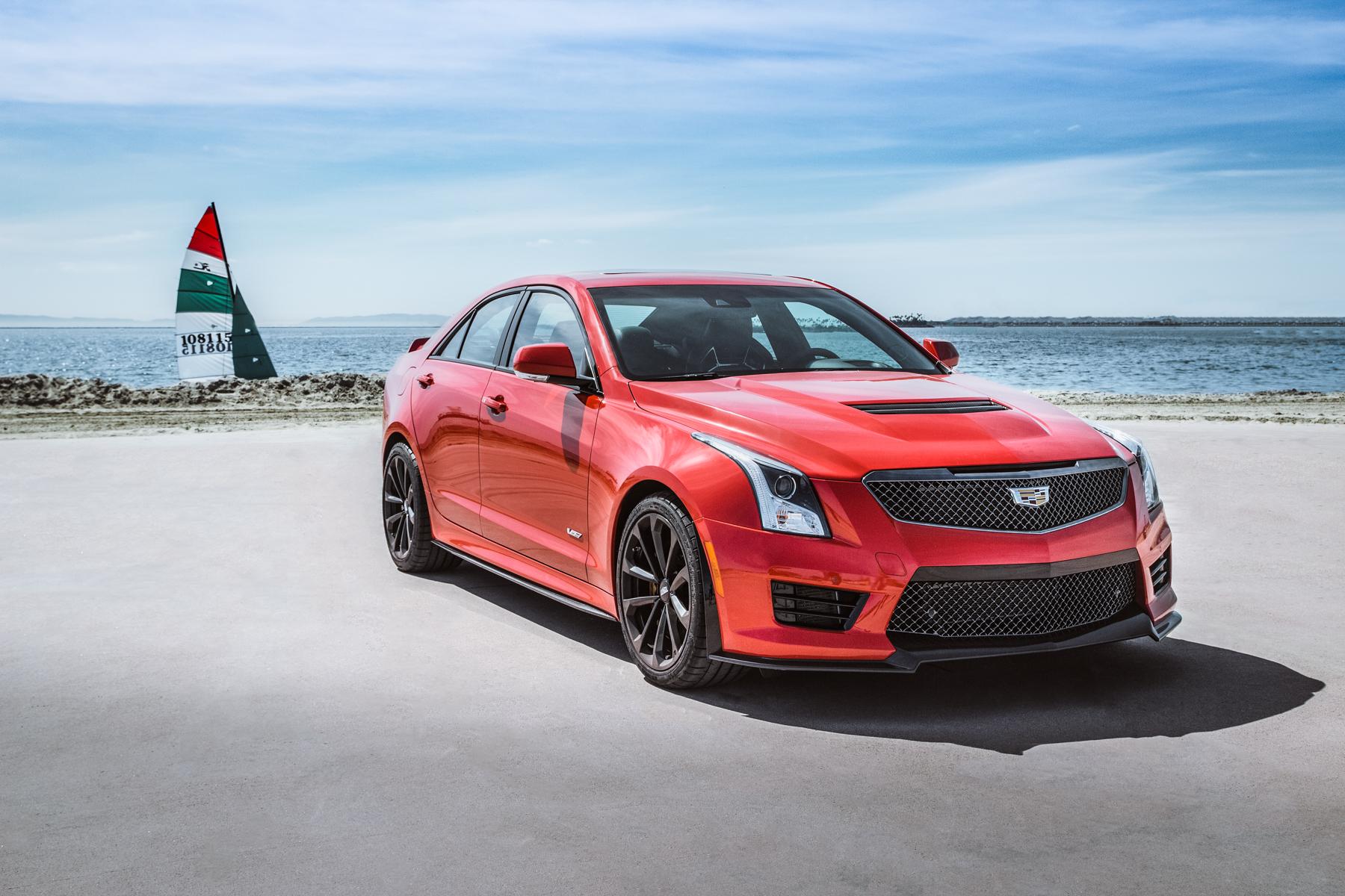 2017 Cadillac Ats V Review