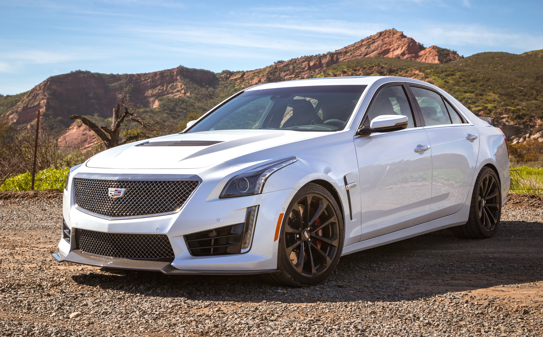 2017 Cadillac Cts V Review