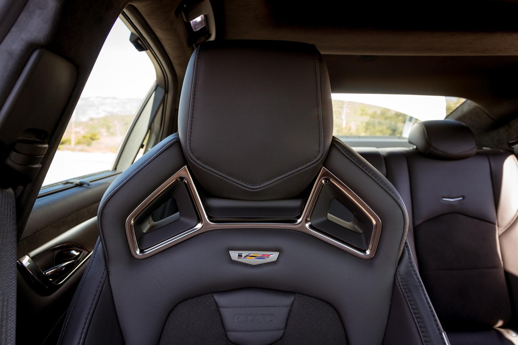 2017 Cadillac Cts V On