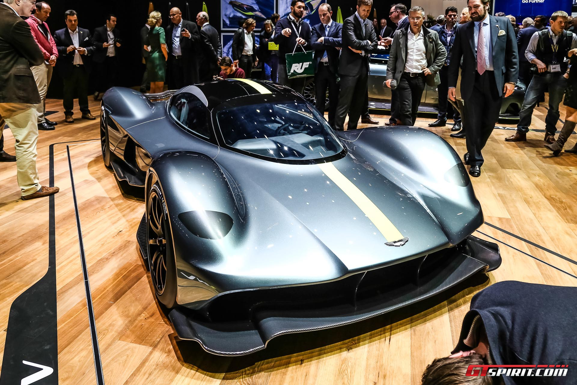 aston martin valkyrie to get laferrari rivaling v12 hybrid with