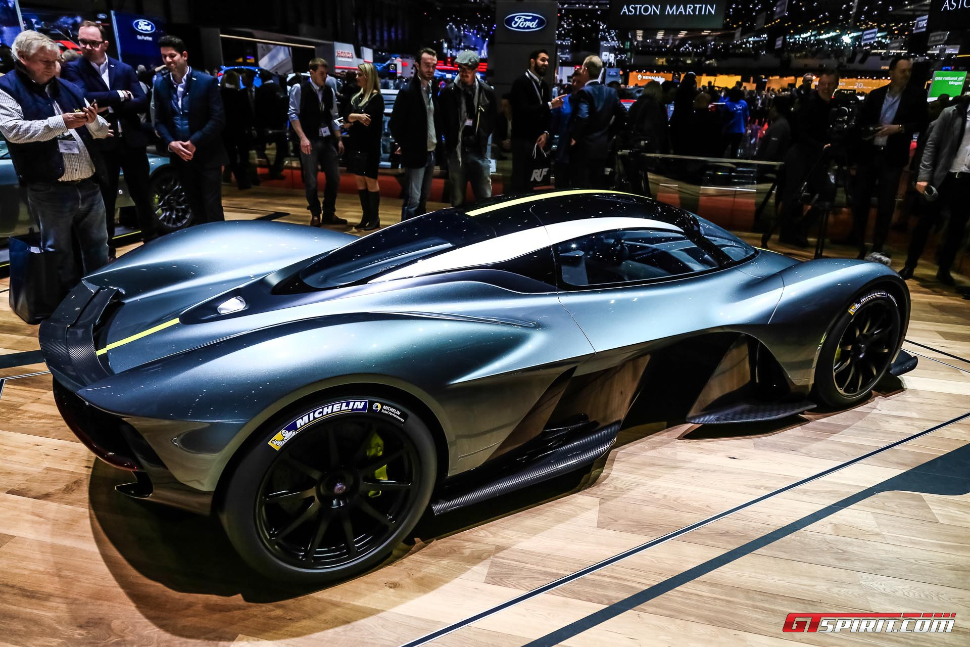 aston martin valkyrie: v12 sound teased for the first time - gtspirit