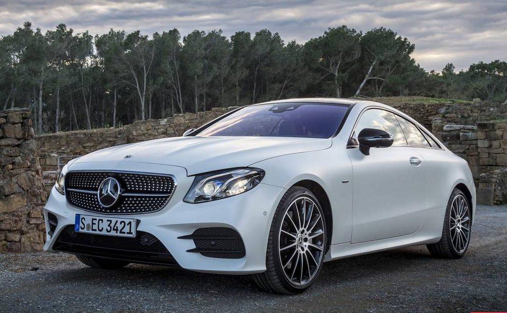 2017 Mercedes Benz E Cl Coupe Review