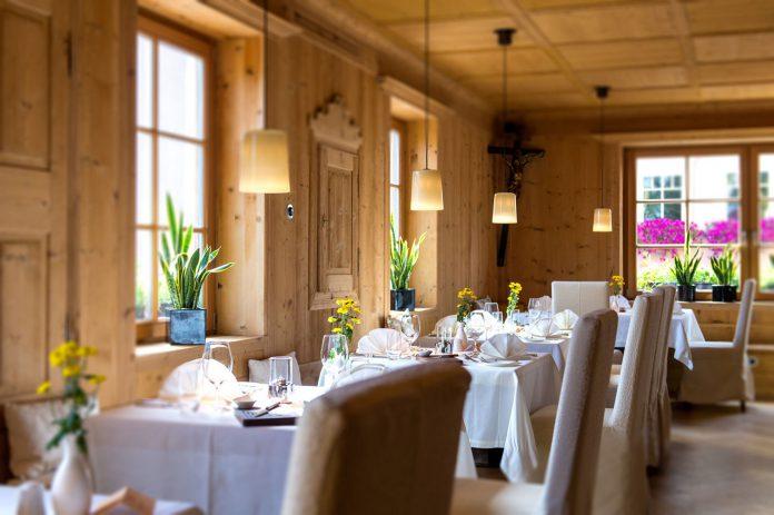 Hotel Adler Dolomiti Restaurant