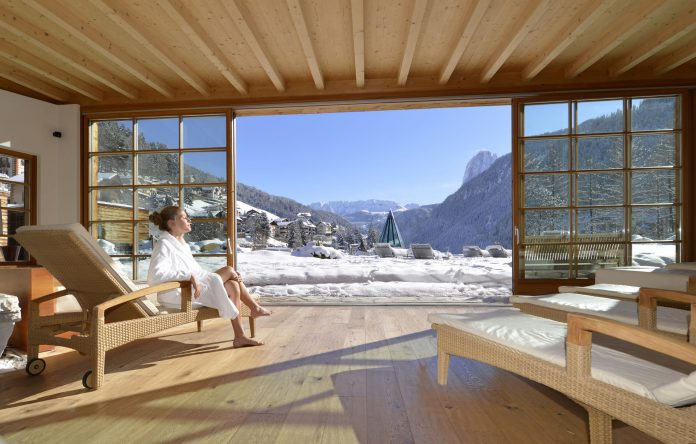 Hotel Adler Dolomiti Spa Resort