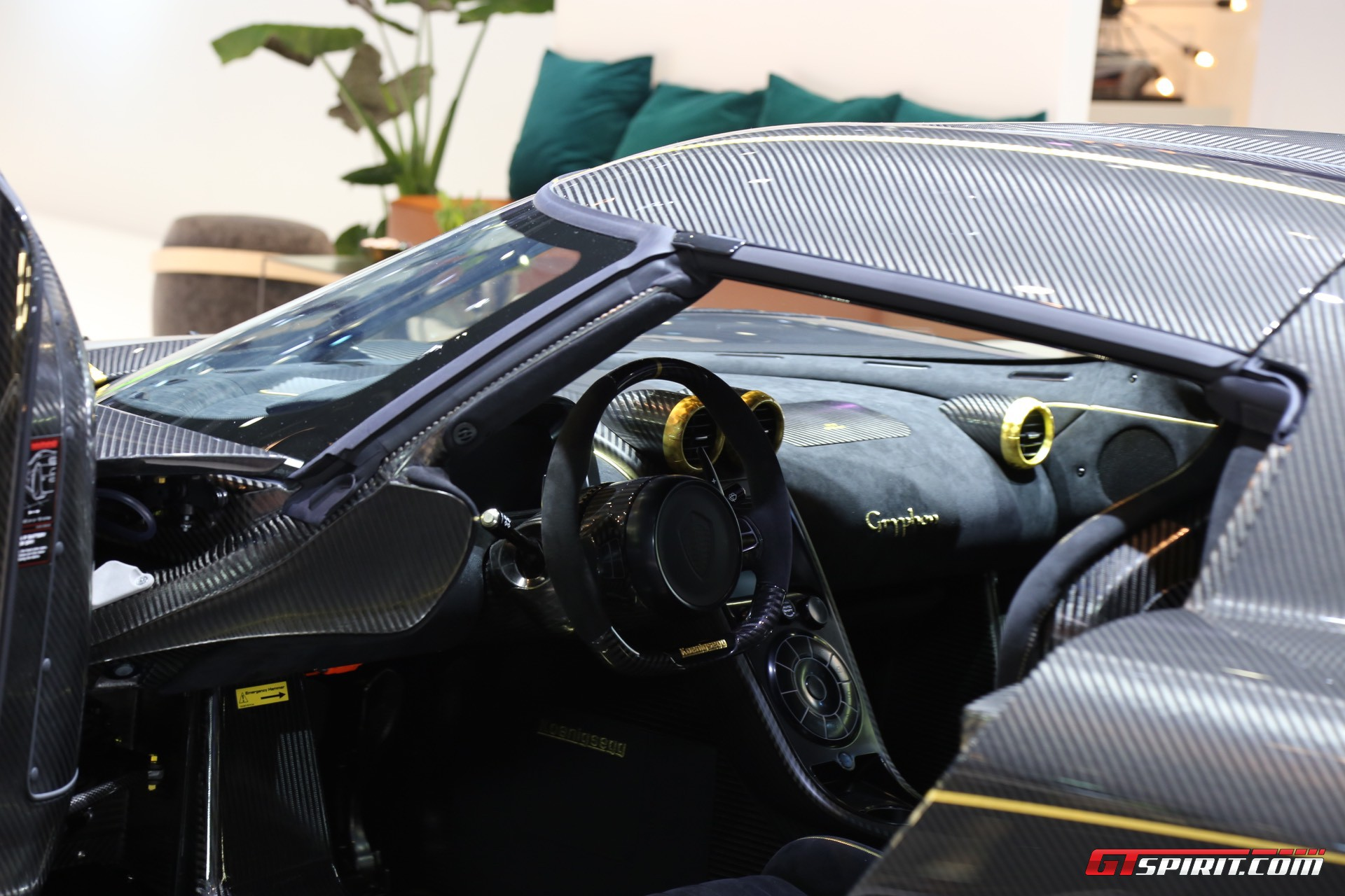 Koenigsegg Agera Gryphon at Geneva 2017