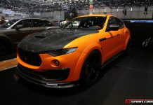 Mansory Levante at Geneva 2017