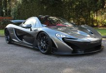 MSO Kilo Grey McLaren P1 for Sale at £1,700,000 in the UK