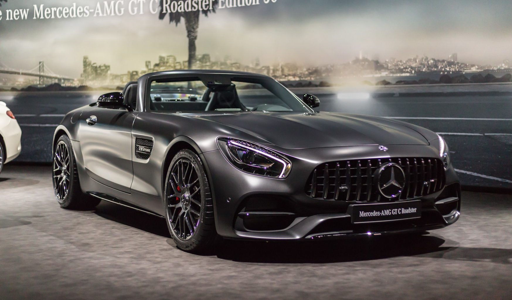 Mercedes Benz Amg Gt C Roadster Edition 50