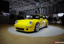 RUF CTR at Geneva 20171