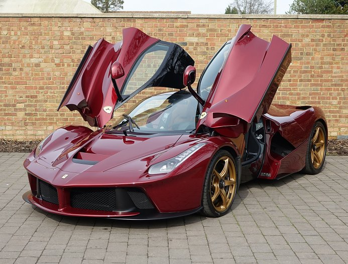 Ferrari Laferrari For Sale >> Rosso Rubino Ferrari Laferrari For Sale At 2 795 000 In The