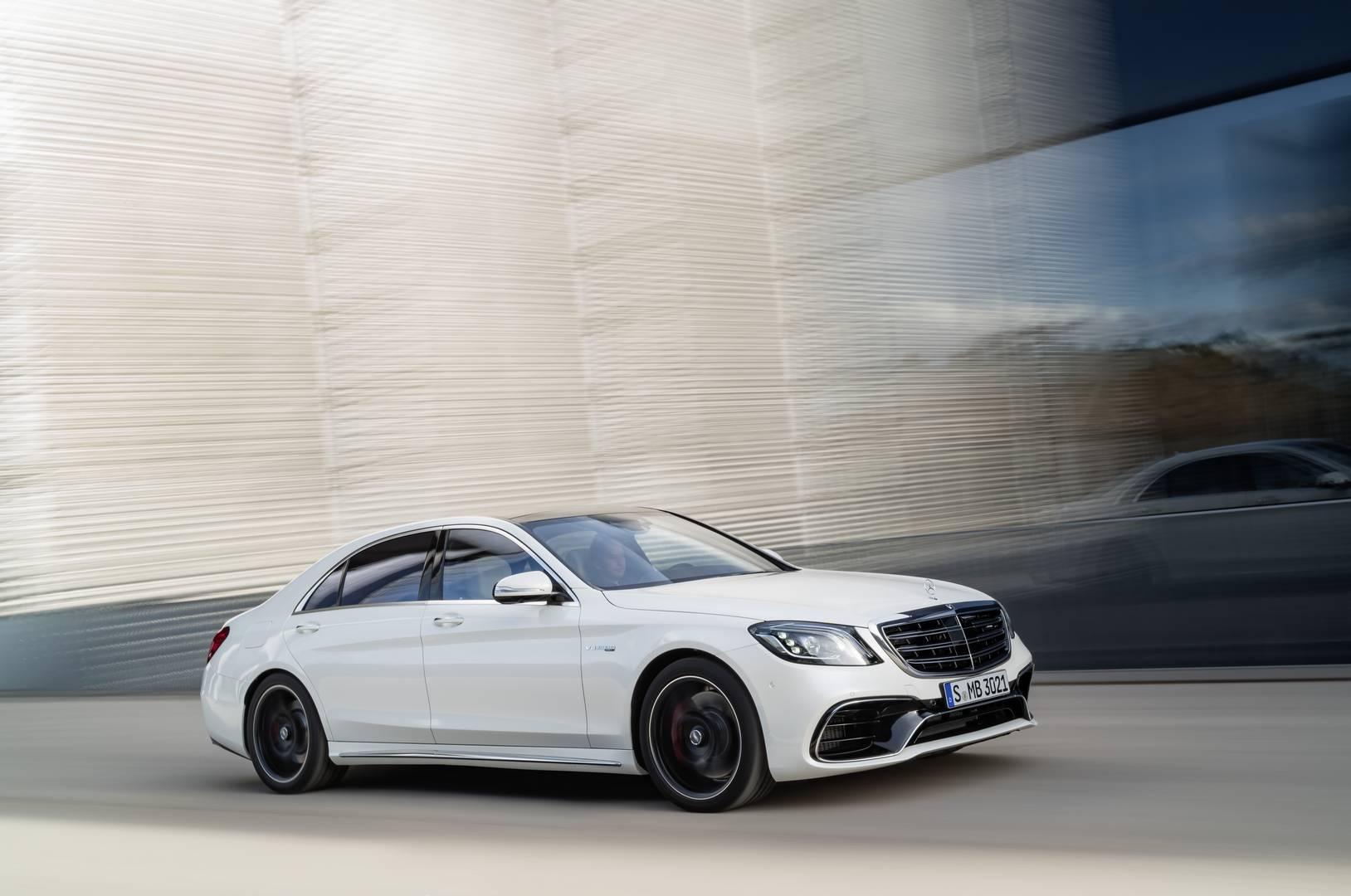 2017 Mercedes S63 Amg All Car Brands Specs