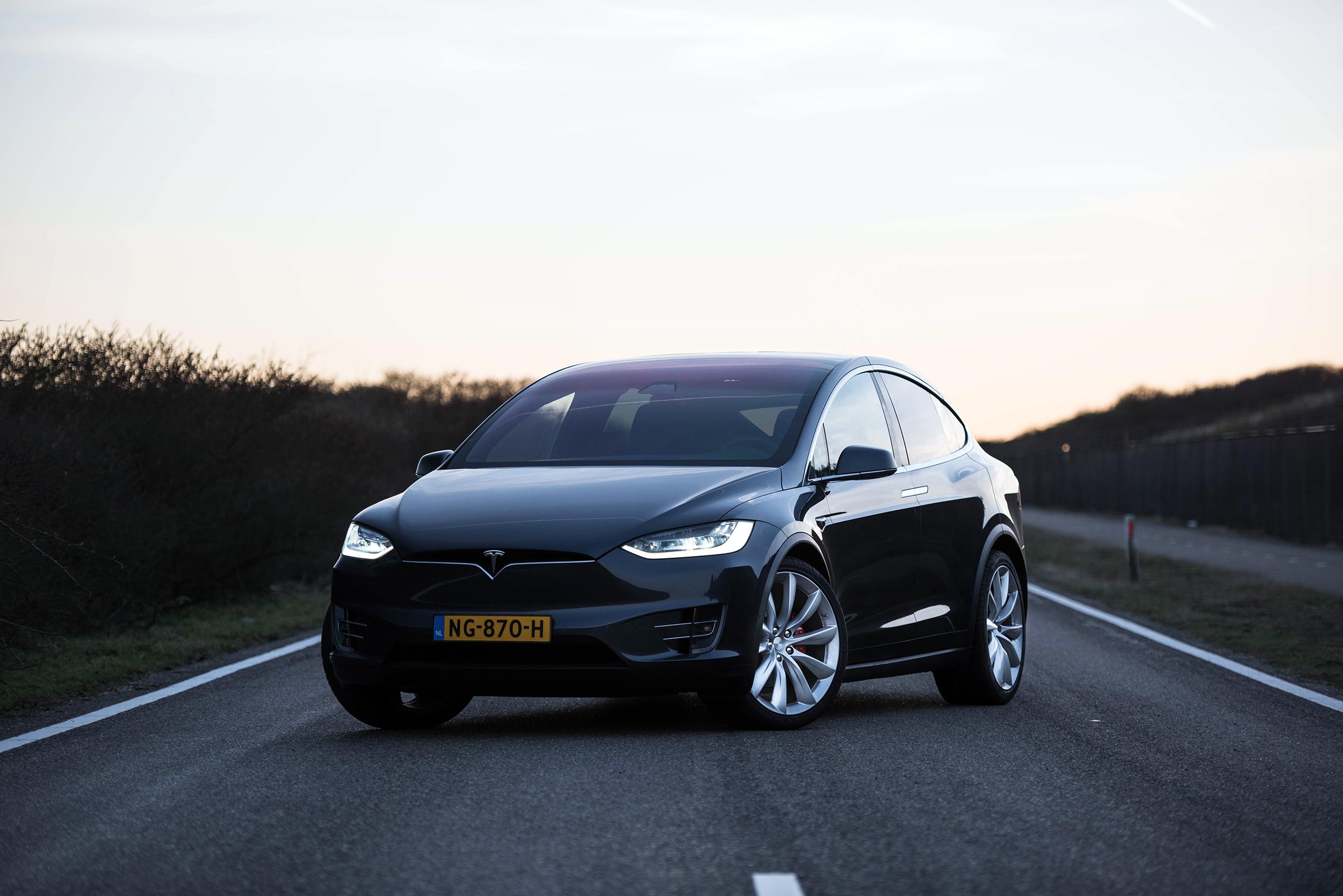 2017 Tesla Model X P100d Review Gtspirit