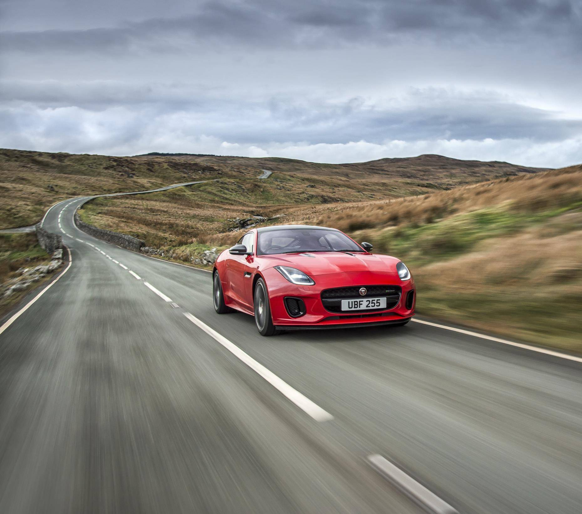 Official: 2017 Jaguar F-Type with 4-Cylinder Turbo Engine ...