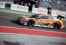 DTM: Repeat Victory for Auer and Green at Lausiztring
