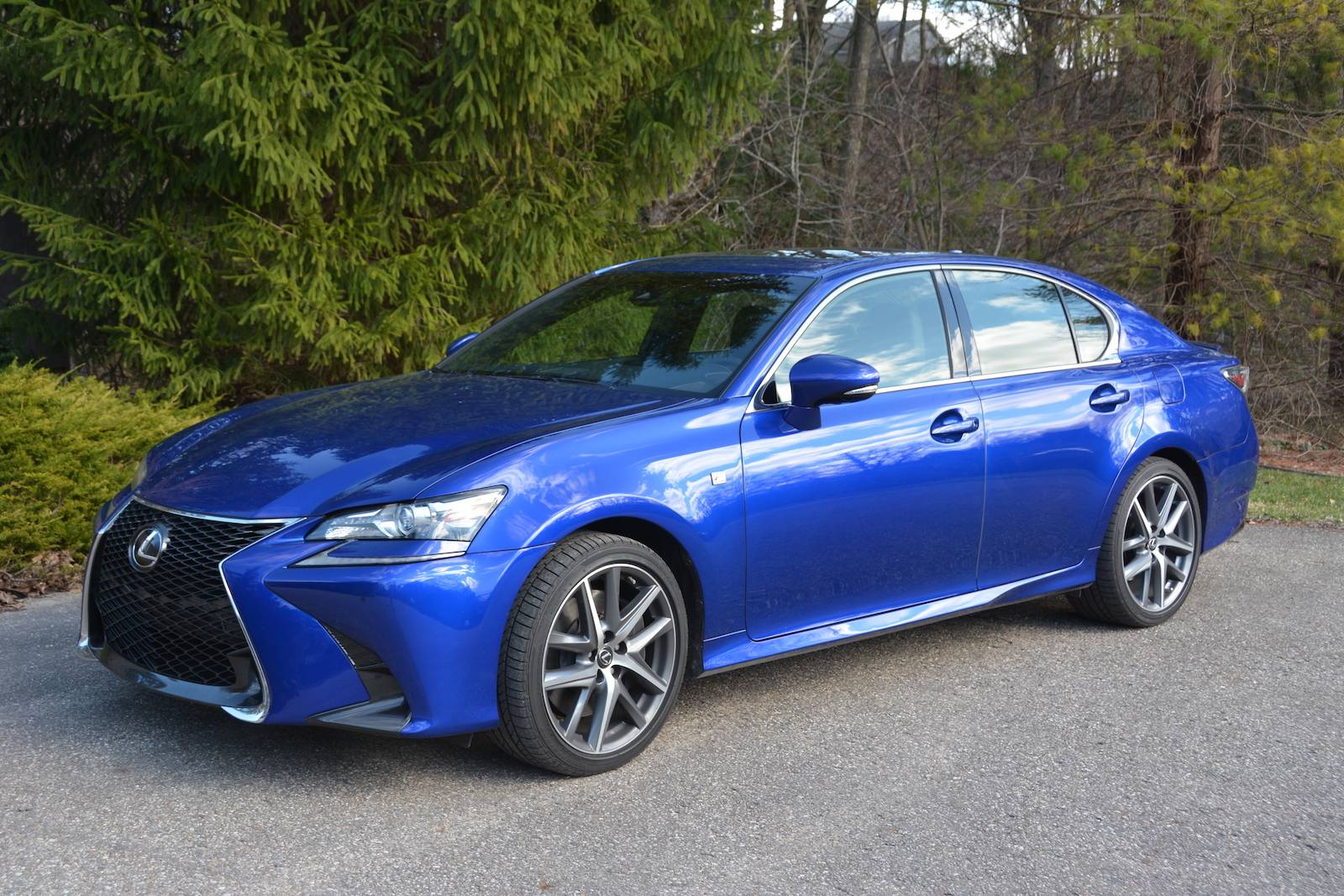 2017 Lexus Gs 350 F Review
