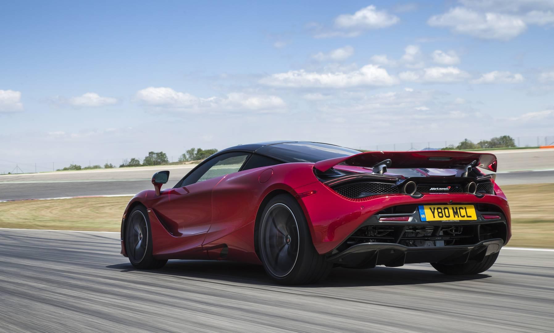 McLaren 720S Wing