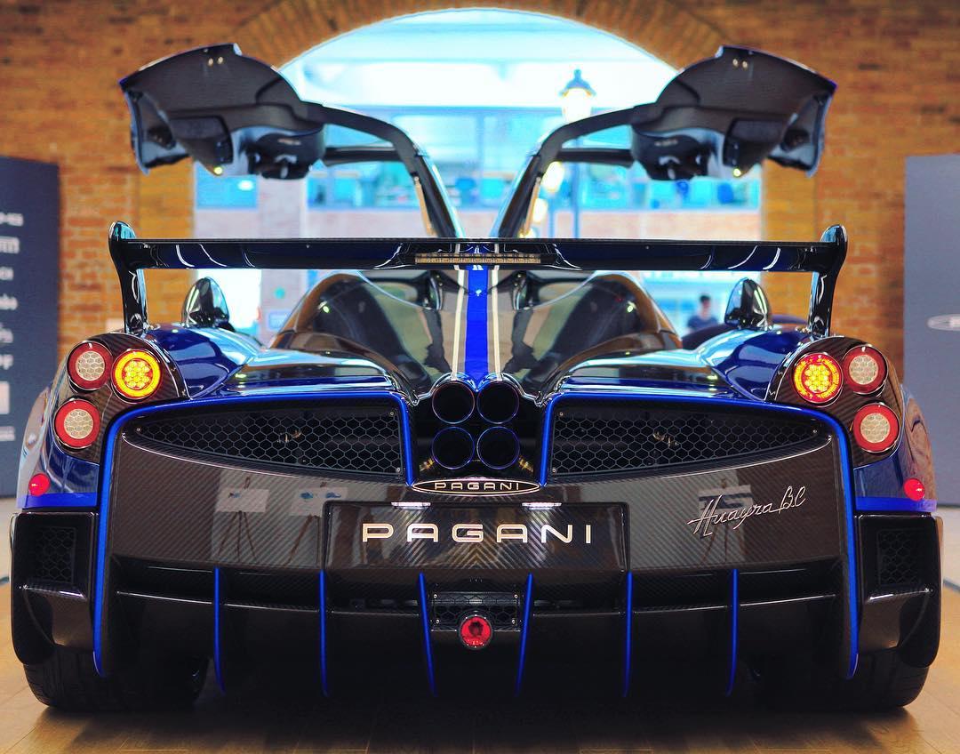 Special Pagani Huayra Bc Macchina Volante Delivered To Kris Singh