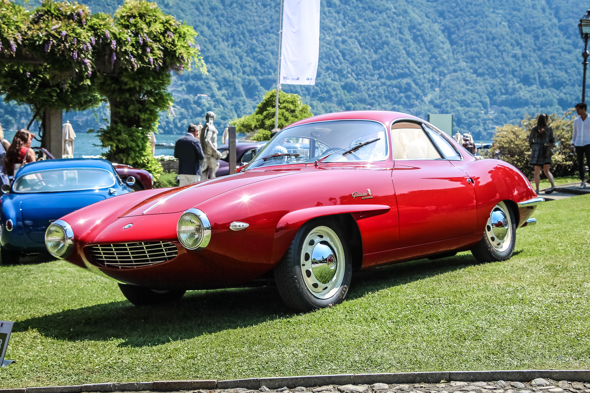 Alfa Romeo Guiletta SS Prototipo