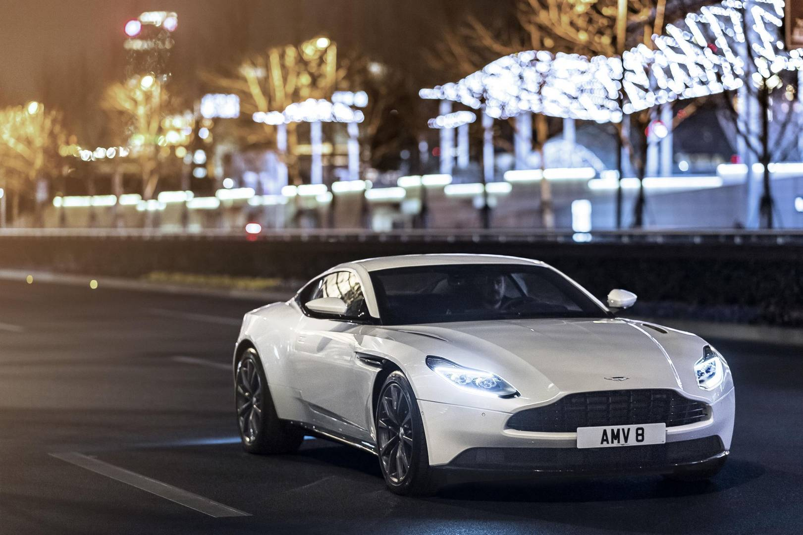 official: 2018 aston martin db11 v8 - gtspirit