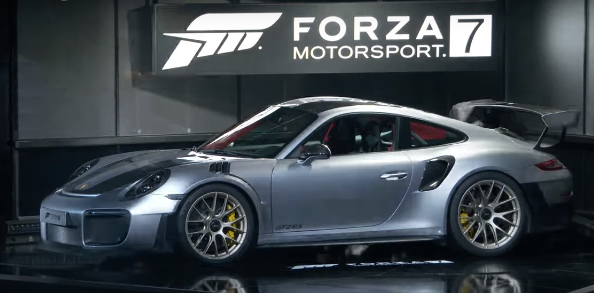 Porsche 911 Gt2 Rs Revealed Live At E3 2017 Breaking