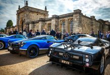 Introducing Blenheim Palace Classic & Supercar Show