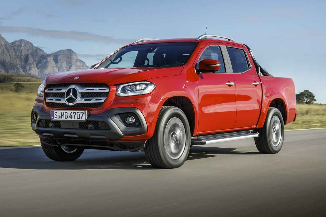 2018 Mercedes Benz X Class First Impression Gtspirit