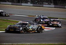 DTM: Maro Engel Scores First DTM Career Win in Moscow