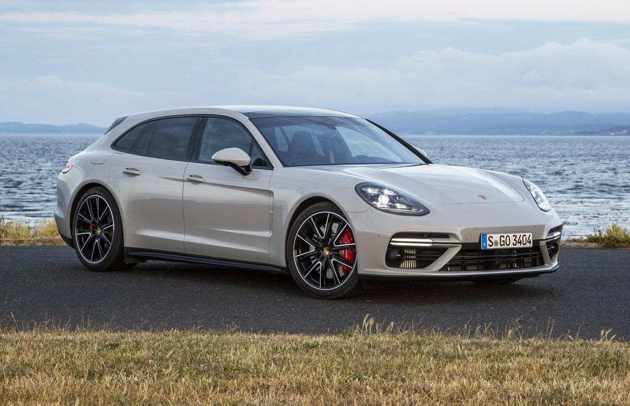 7dd8ec07c Porsche Panamera Turbo Sport Turismo Review - GTspirit