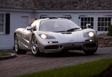McLaren F1 chassis 044