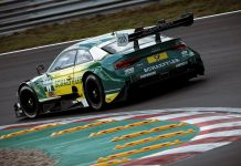 DTM: Audi and BMW Hat-trick at Zandvoort