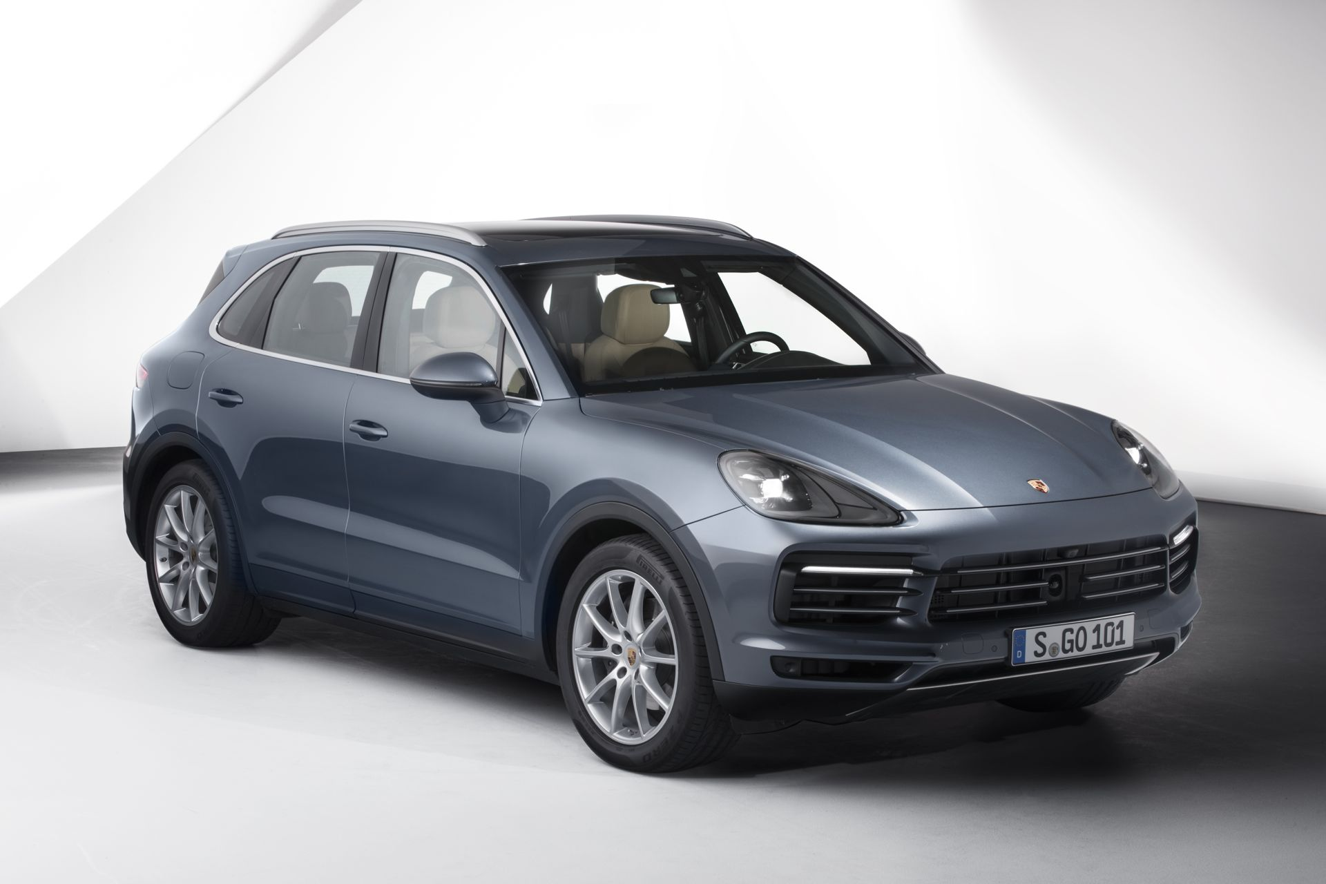 First Impression 3rd Generation Porsche Cayenne