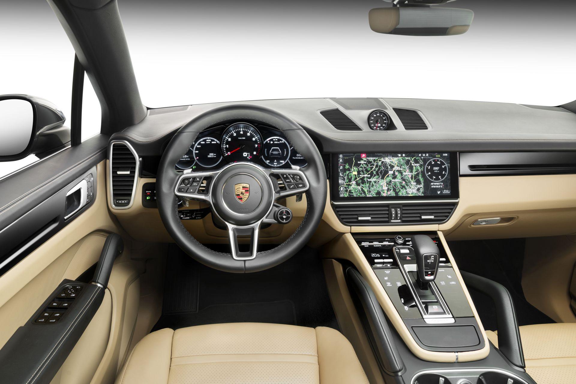 Porsche cayenne 3rd generation