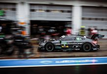 DTM: Mercedes Dominates Nurburgring Round with Auer and Wickens