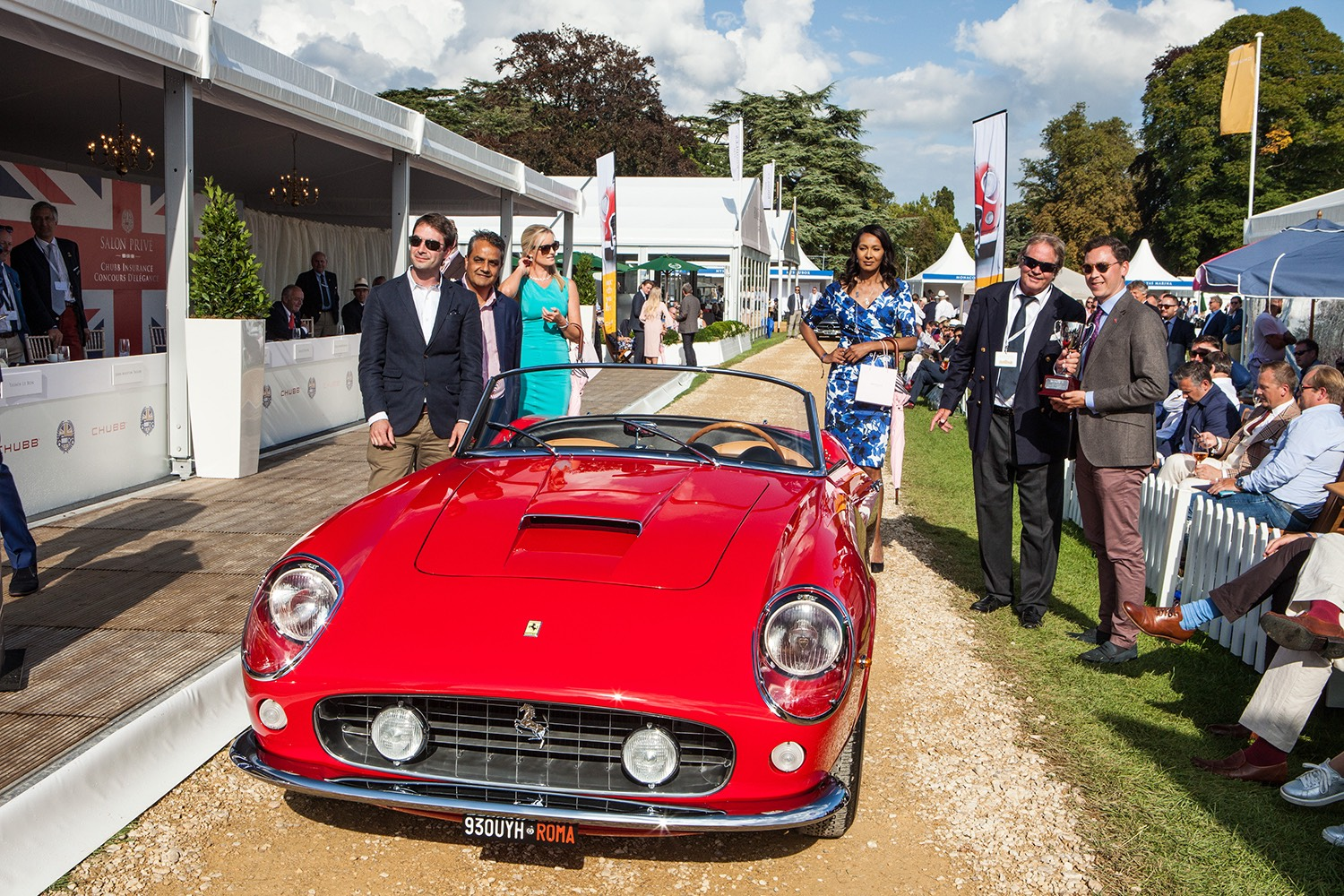 Salon Prive 2017