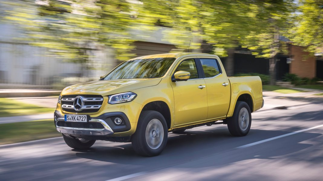 Mercedes-Benz X-Class Review