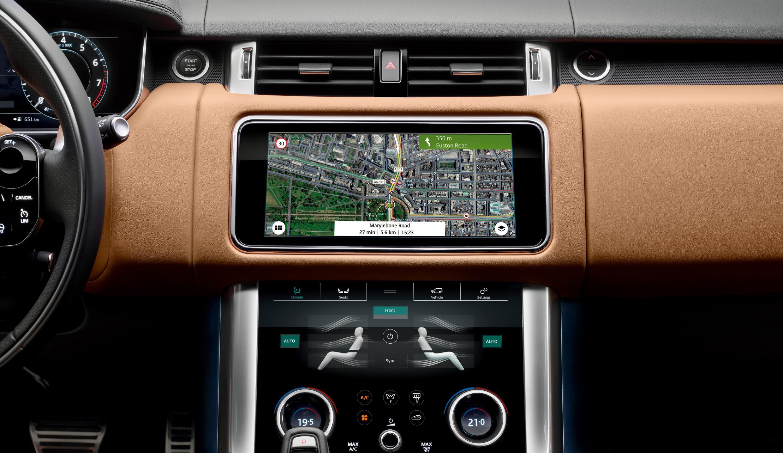 Official: 2018 Range Rover Sport including Plug-in-Hybrid and SVR